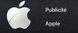 Apple publicité