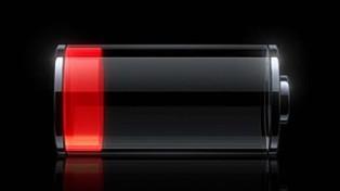 batterie-vide