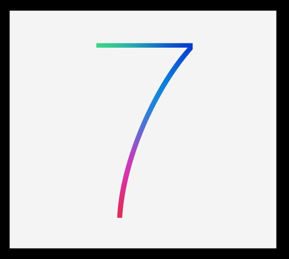 L'ios 7 béta 2 est disponible